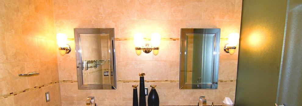 Achtung feucht – geeignete Lampen fürs Badezimmer