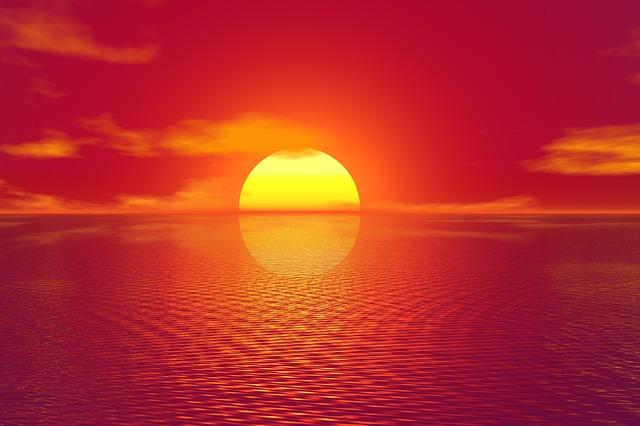Die wichtigste Lichtquelle: Die Sonne