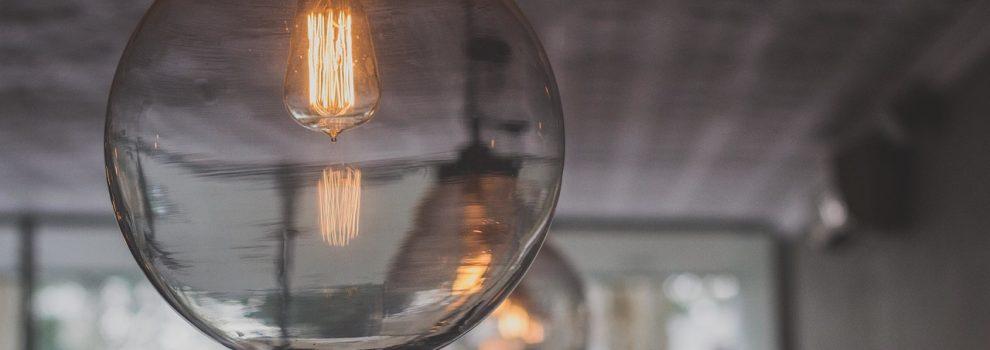 Die Lampe als Designelement - Ein neuer Trend