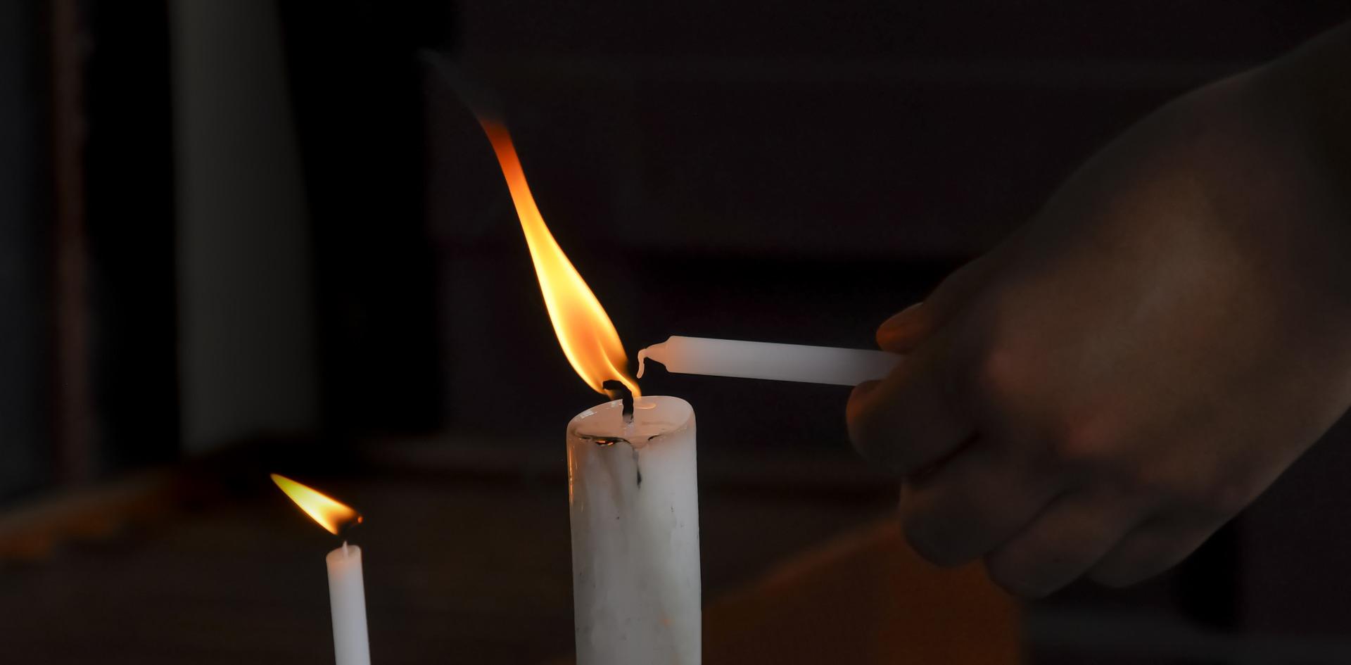 Kerzen - Die treuen Begleiter durch alle Zeitalter