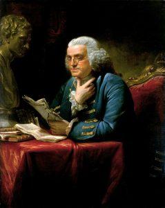 Ein sehr vielseitiger Mann - Benjamin Franklin