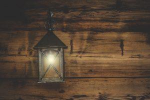 Nostalgie für Zuhause - Laternen