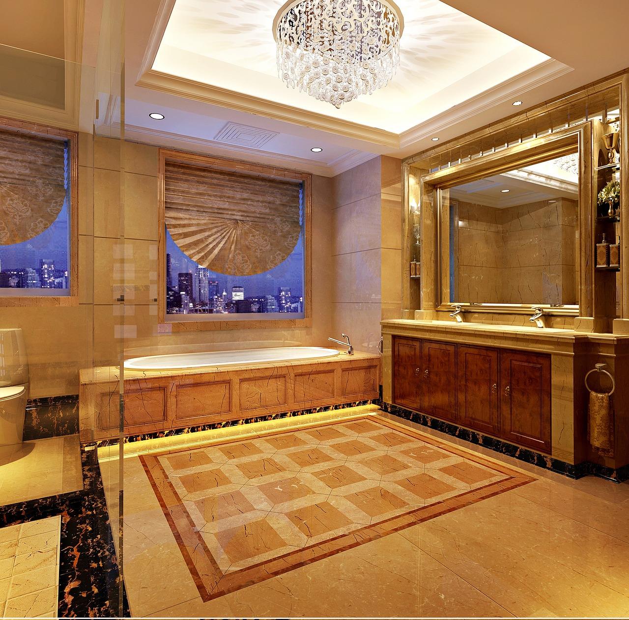 Beleuchtung im Badezimmer - Wenig Aufmerksamkeit trotz hoher Wichtigkeit