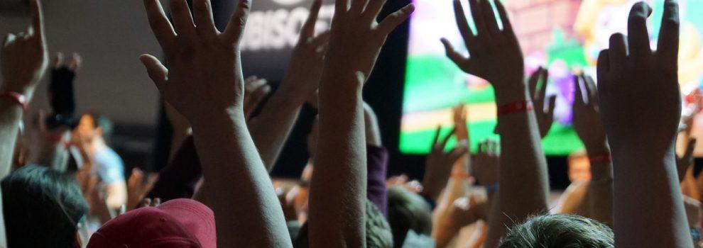 Highlights setzen und auffallen - Beleuchtung bei Messen