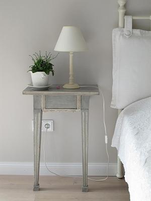 Neben einer Nachttischlampe braucht ein Schlafzimmer weitere Lichtquellen.
