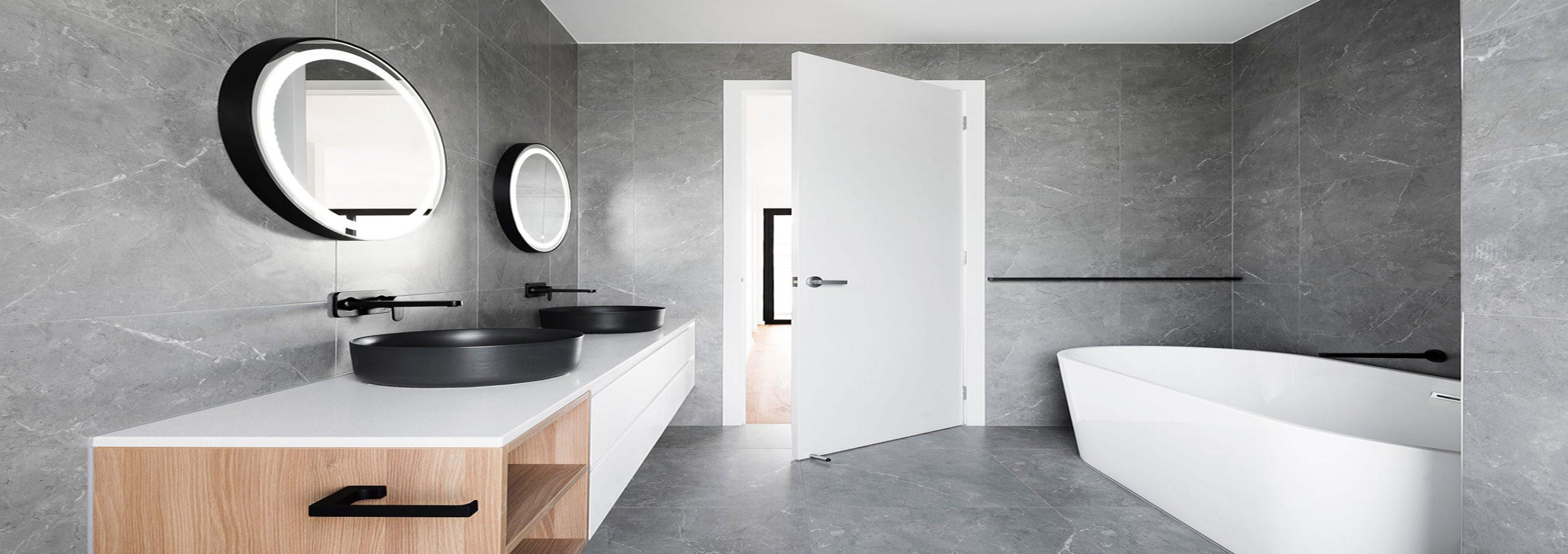 3 Lampenmodelle fürs Badezimmer