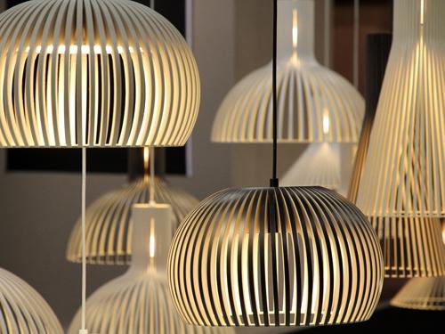 holzlampen lampenschirm deckenlampe deckenleuchte