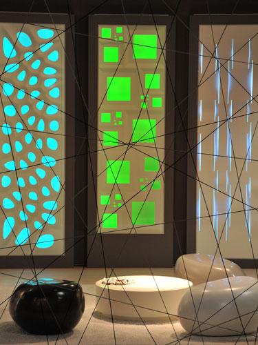 licht leuchten lampen wandleuchten bei der imm. Black Bedroom Furniture Sets. Home Design Ideas