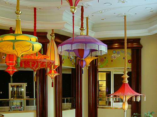 deckenlampe deckenleuchte lampe licht asiatische. Black Bedroom Furniture Sets. Home Design Ideas